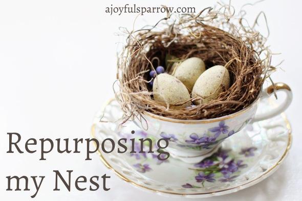 Repurposing Nest - Terri Cnudde