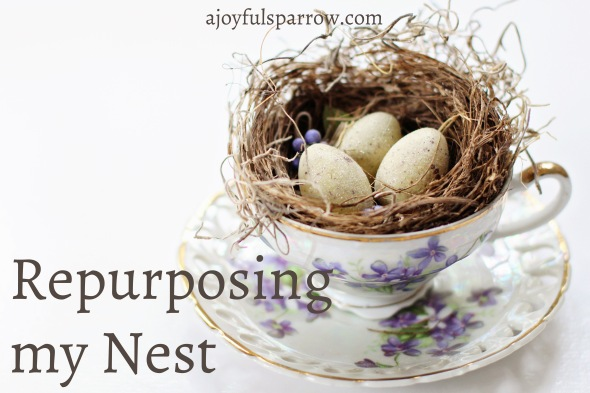 Repurposing Nest - Terri Cnudde